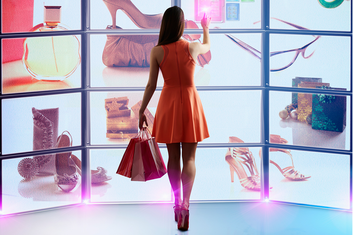 shopping experience e-commerce