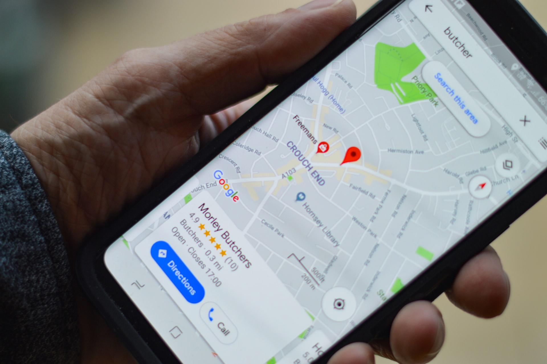 Google My Business per attirare più clienti in negozio